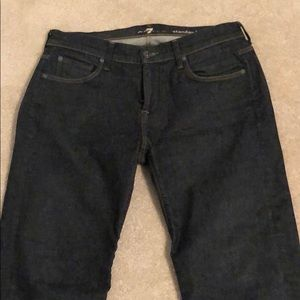 7 for all mankind (standard) jeans